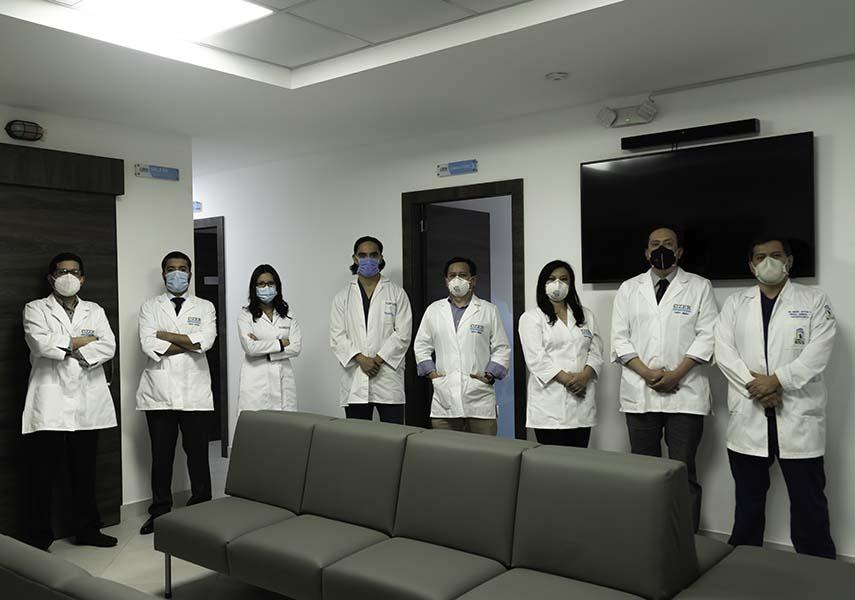 Equipo médico Zer Health